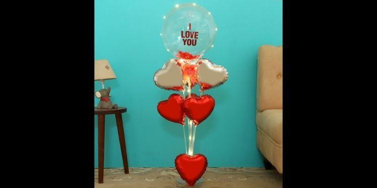 LED Love Bouquet
