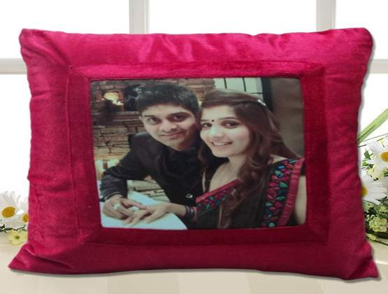 What an adorable gift - cushions capturing TogetherV moments of your loved ones