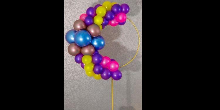 Ring Balloon Bouquet