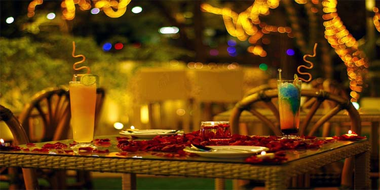 Dinner dates just got more romantic!!