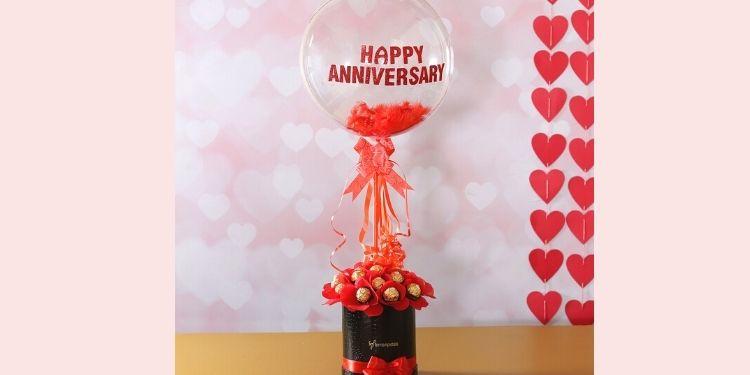 Anniversary Special Rocher Surprise Box
