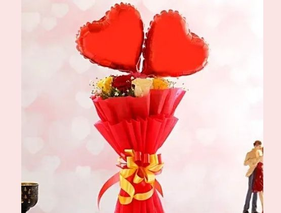 Red Roses are perfect expressions of love and romance since ancient times!