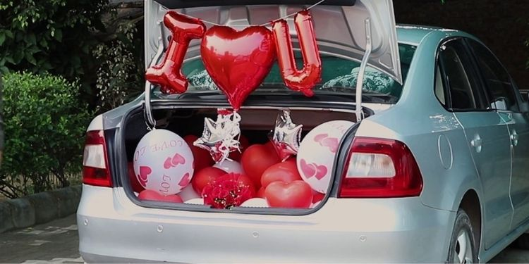 Car Boot Decoration