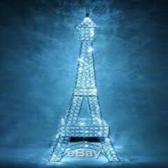 Crystal Eiffel tower