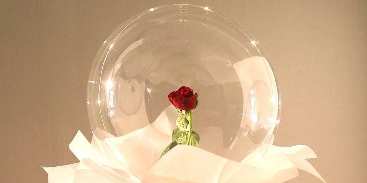 For The One Love Lighted Bouquet