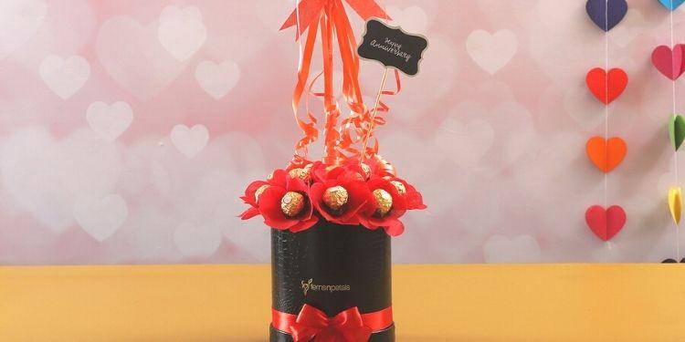 Happy Birthday Special Rocher Box