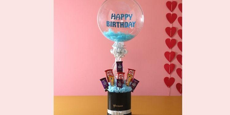 Happy Birthday Surprise Chocolate Box