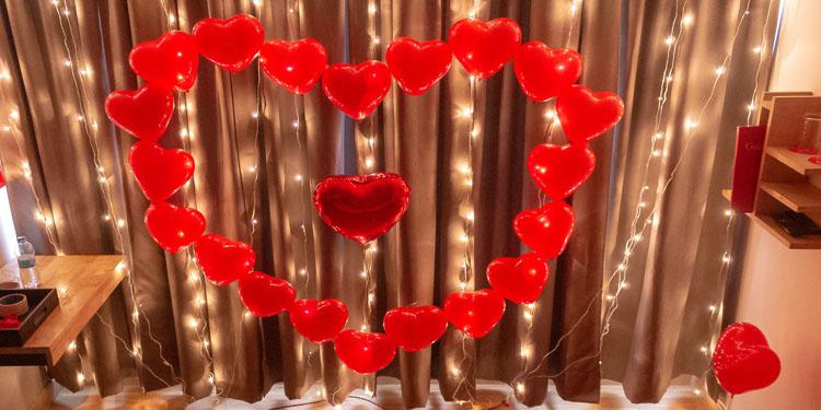 Lightening Heart Decor