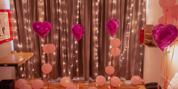 Say it With Helium Balloons