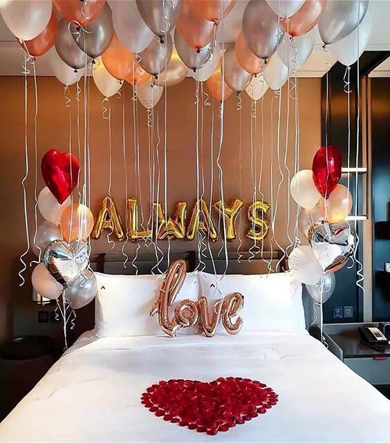 Love Forever romantic decor