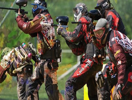Paintball in Kolkata is a trailblazer in introducing the intriguing game of Paintball to the people of Kolkata