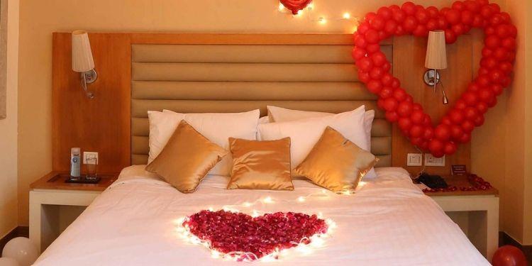 Special I Love you Balloon Decor