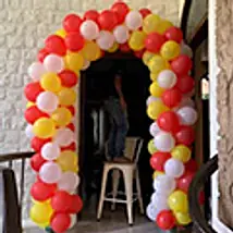 Balloon Arch Based On Theme