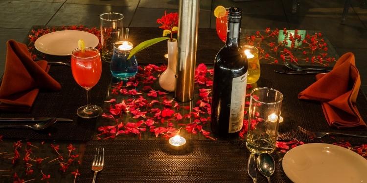 Divine Romantic Dining