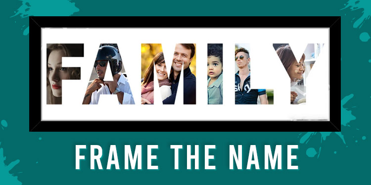 Frame the Name