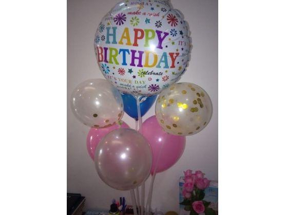 Wish them on their birthday.
