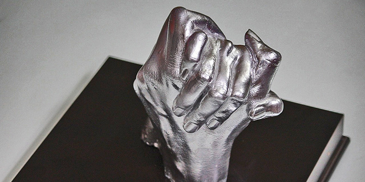 Hands moulds