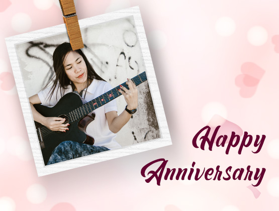 Melodious Anniversary Wish