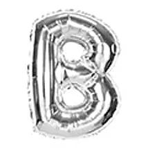 Letter B Foil Balloon