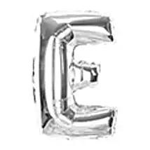 """Letter """"E"""" Foil Balloon"""