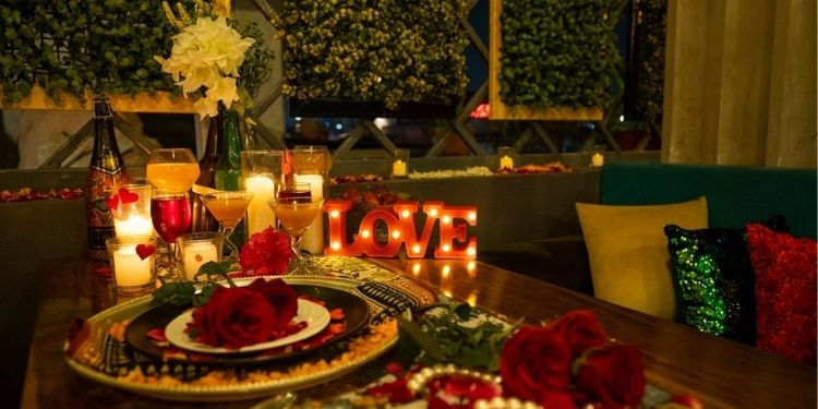 A romantic, cozy and an extraordinary stay and dinner
