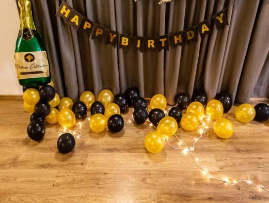 Buy this eccentric birthday or anniversary decoration
