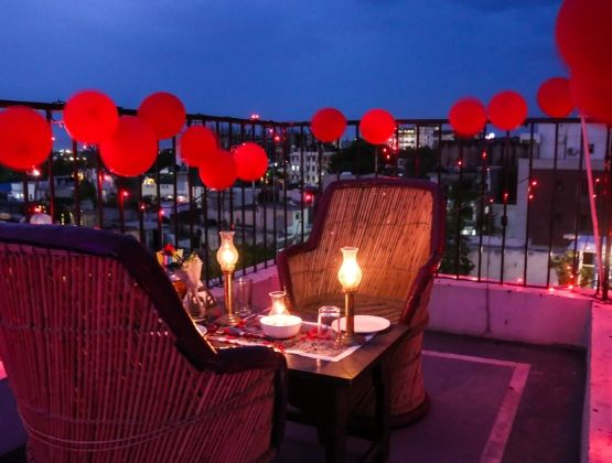 why not indulge yourself in the beauty of this mesmerizing setup and get lost in the world of dreams with your partner