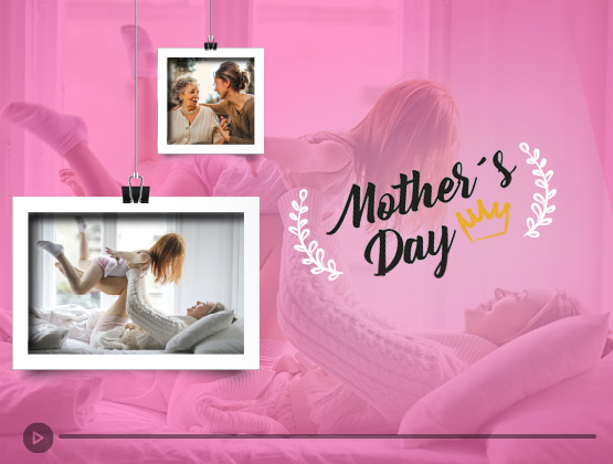 Tell your mother how special she is.