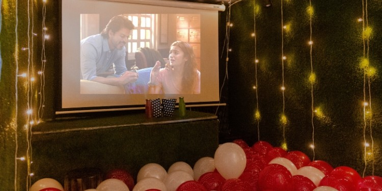 Movie With Love Nest