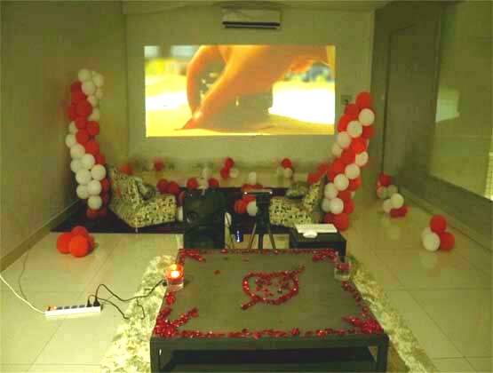 Watch movie, enjoy togetherness and have limitless fun