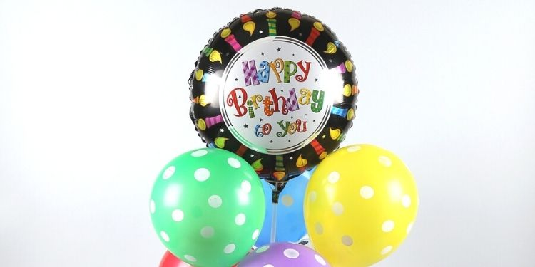 Quirky Birthday Balloon Bouquet
