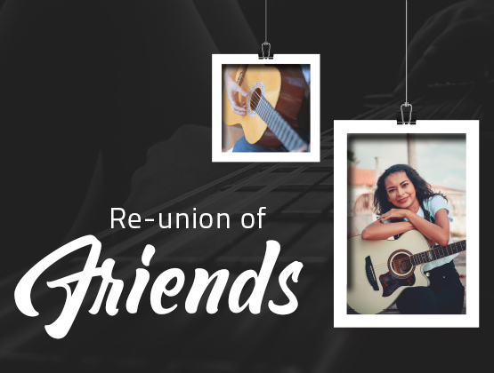 Good music helps in making better friends