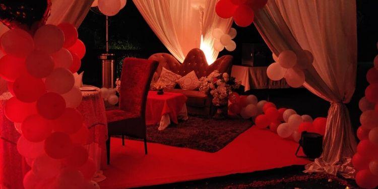 Romantic Cabana by Vivanta