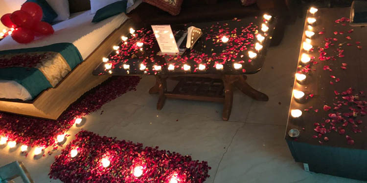 Romantic Room Decor
