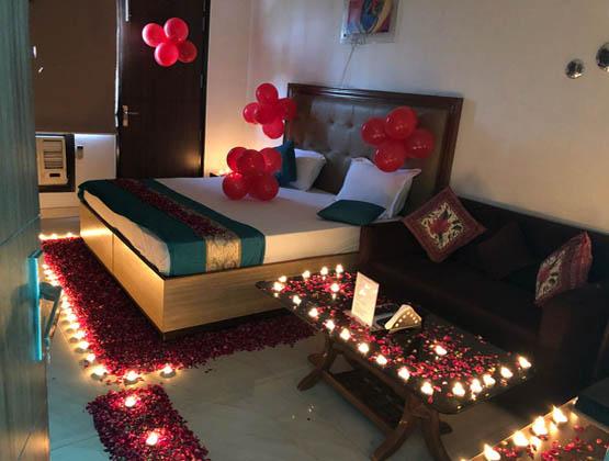 Romantic Room Decoration Ideas For Husband Birthday Leadersrooms