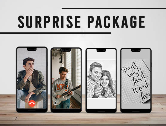 Mini Surprise Package