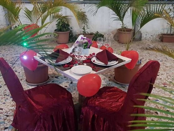 V-Day Rooftop Dining In Thane