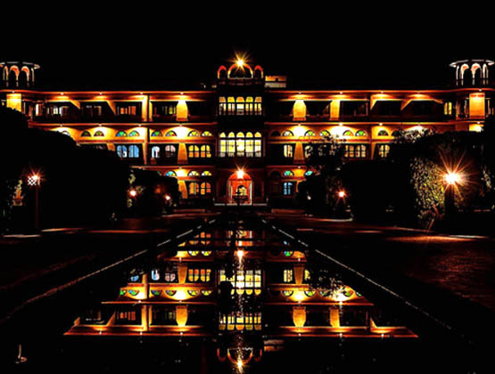 Umaid lake palace, one of the dream destinations of lovers is calling you.