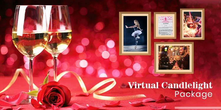 Virtual Candlelight Dinner